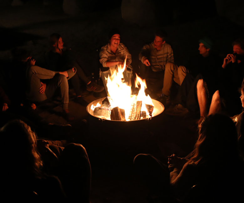 Inner Guide Campfire